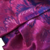 Ultra Violet Bouquet, Pure Silk Scarf, Pantone colour of the year 2018
